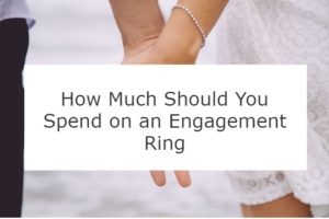 Spending on an engagement ring