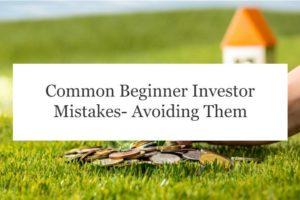 Common Beginner Investor Mistakes