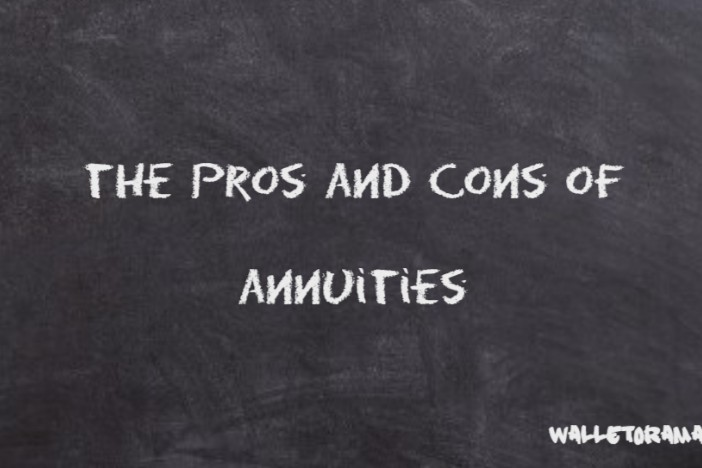 annuities pros cons